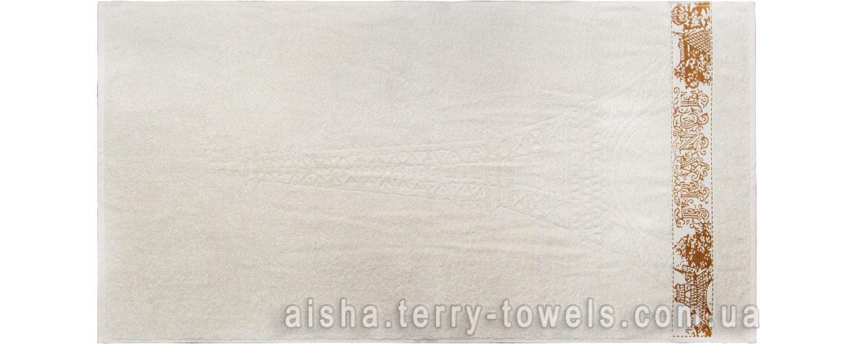 Полотенце Aisha Home УП-002-16 70x135 Blue